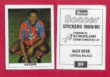 Crystal Palace Alex Dyer 89